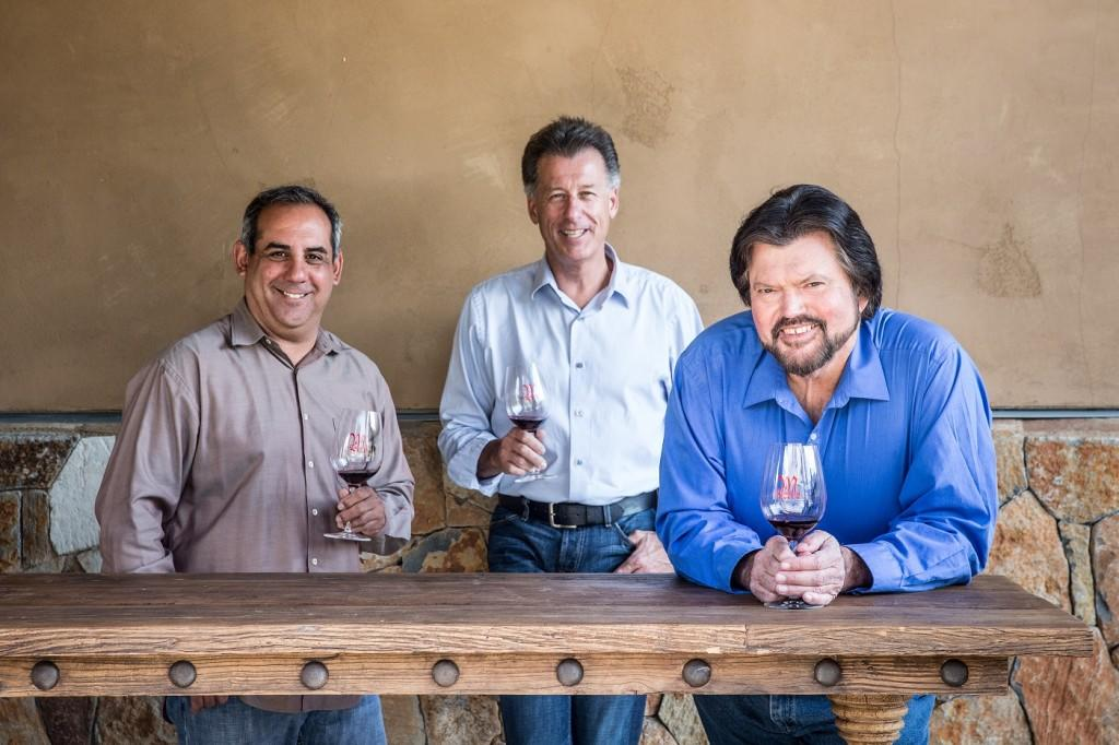 Madrigal Family Winery team