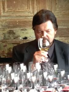 Ed Sbragia at Beyond Napa Wine Tasting