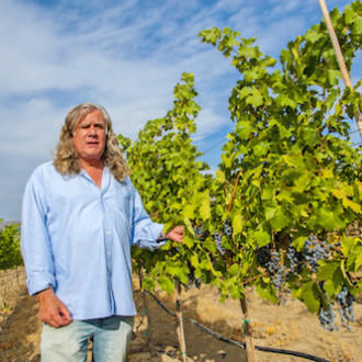 Chris Upchurch of DeLille Cellars