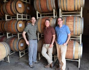 Dobbes Winemaking Team