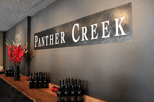 Panther Creek Cellars Tasting Room