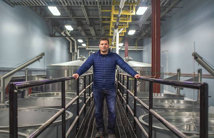 Jason Gorski DeLille Cellars Winemaker